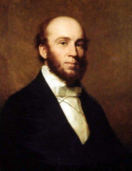Charles Piazzi Smyth portrait
