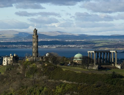 Curious Edinburgh Tour bookable now